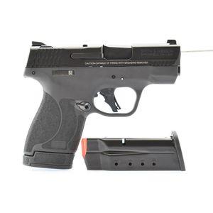Smith & Wesson, M&P 9 SHIELD PLUS TS, 9mm Luger