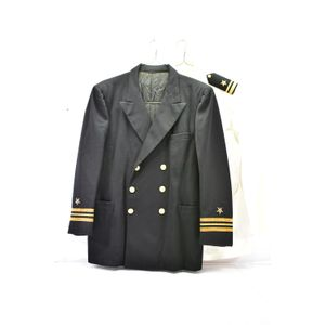 Navy Officers' Tunic & Shirt
