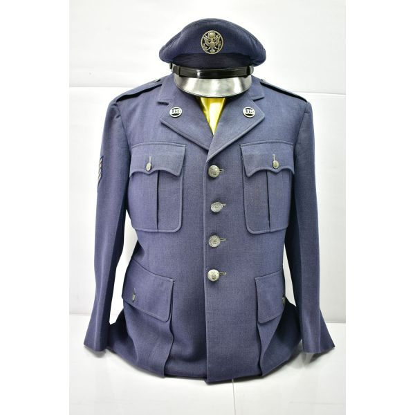 US Air Force Tunic & Hat