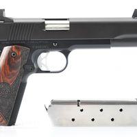New - Dan Wesson Vigil 45 ACP Match - Suppressor-Ready