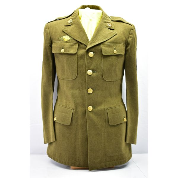 US Army Green Tunic