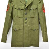 US Marine Green Tunic