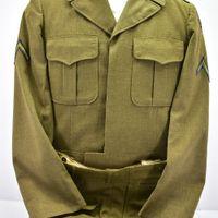 "US Army ""IKE"" Uniform"