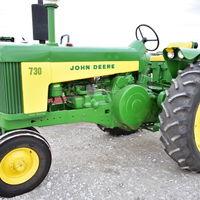 JD 730 gas - (217) 242-4412