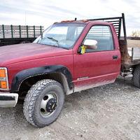 1991 Chevy 3500 4X4 - (309) 333-9400