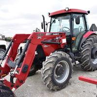 2009 Case-IH 95 with loader - (309) 224-2517