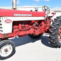 Farmall 460 - (309) 338-1576