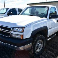2007 Chevy 2500 HD - Piatt County FS (217) 762-2133