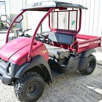 Kawasaki 610 Mule - (217) 645-3204