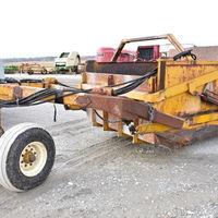 Kuntz 8-yd Dirt Scraper, Stan Frazier (217) 242-1360