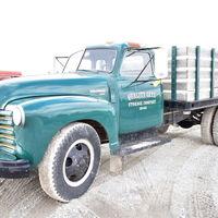 1948 Chevrolet truck - (309) 337-6607