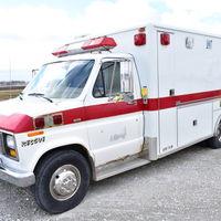 1989 Ford Ambulance - Erin Forrest (217) 617-8155