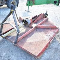 Bush Hog 6' rotary mower