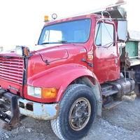1991 IHC 4900 dump truck - Melrose Township - (217) 617-7327