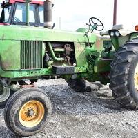 JD 4020 Gas, power shift, runs good - (309) 224-6030