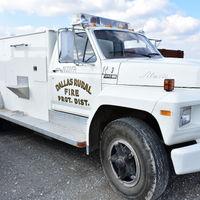 Ford Fire Truck - Dallas City Fire Dept (309) 337-0443