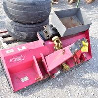 3-pt pulverizer - (309) 219-3274