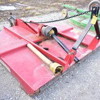 Bush Hog 7' rotary mower - Walter Deming Estate