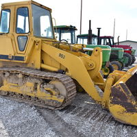 '81 Cat 953 track loader, runs good - Walter Deming Estate