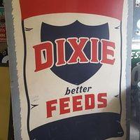 6ft Dixie Sign
